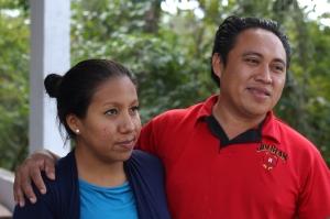 Judith y Pedro