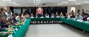 Reunión de trabajo con Juan Manuel Verdugo sub secretario de la SAGARPA